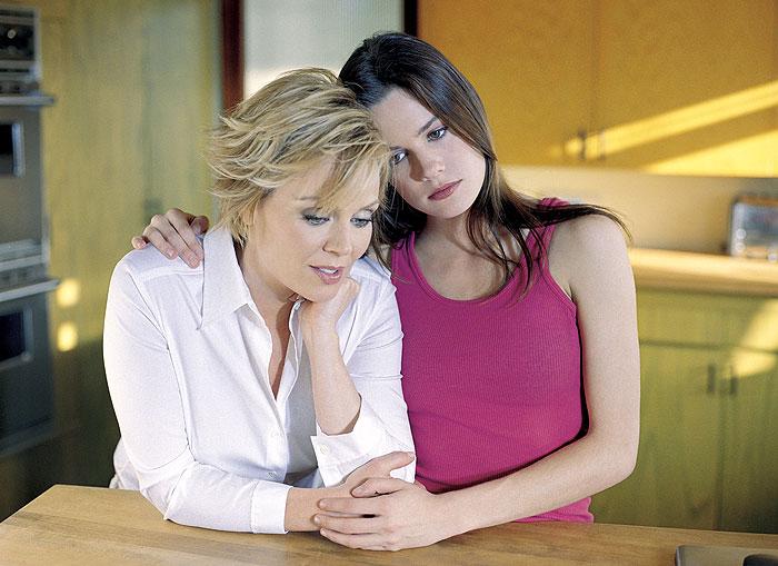 Svobodné dospívající matky