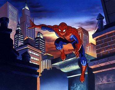 Spiderman Spider Man Tv Serial 1994 Csfd Cz