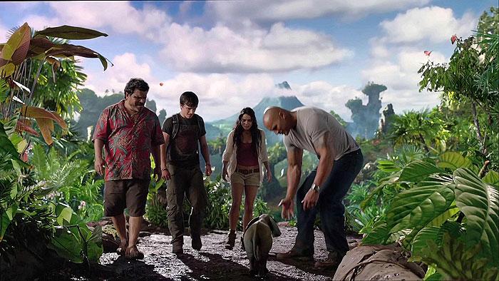 Cesta na tajomný ostrov 2 (2012)