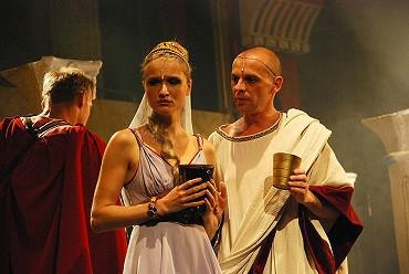 kleopatra divadelní záznam 2003  Čsfdcz
