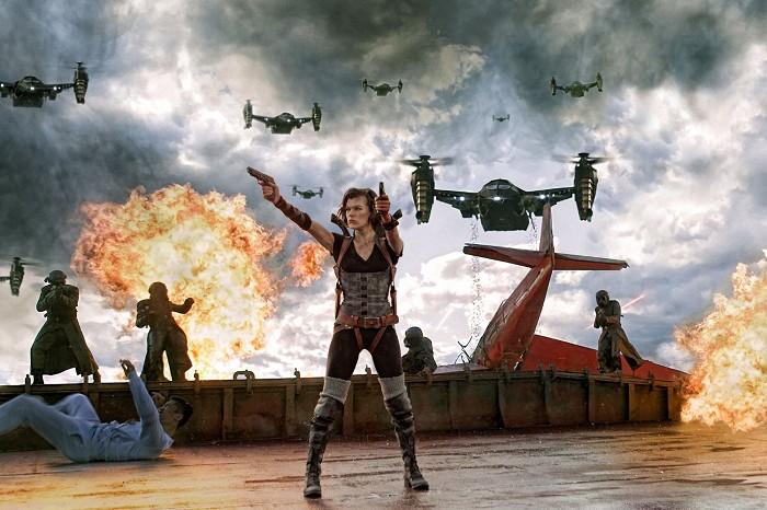 Resident Evil 5: Odveta (2012)