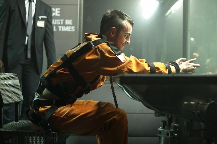 Útek z MS-1 (2012)