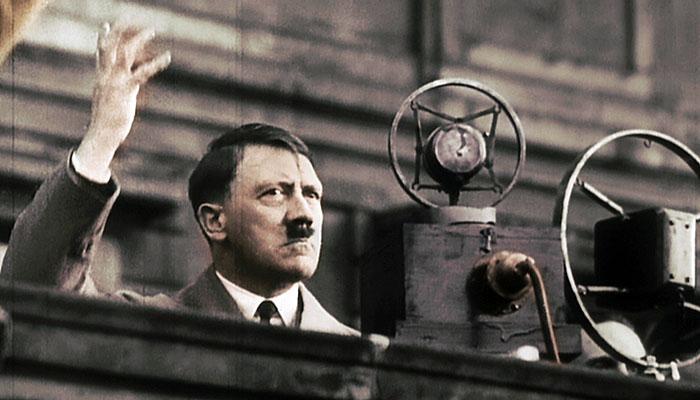Apokalypsa - Hitler