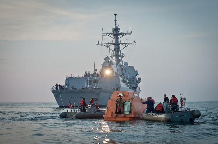 Kapitán Phillips: Prepadnutie lode Alabama (2013)