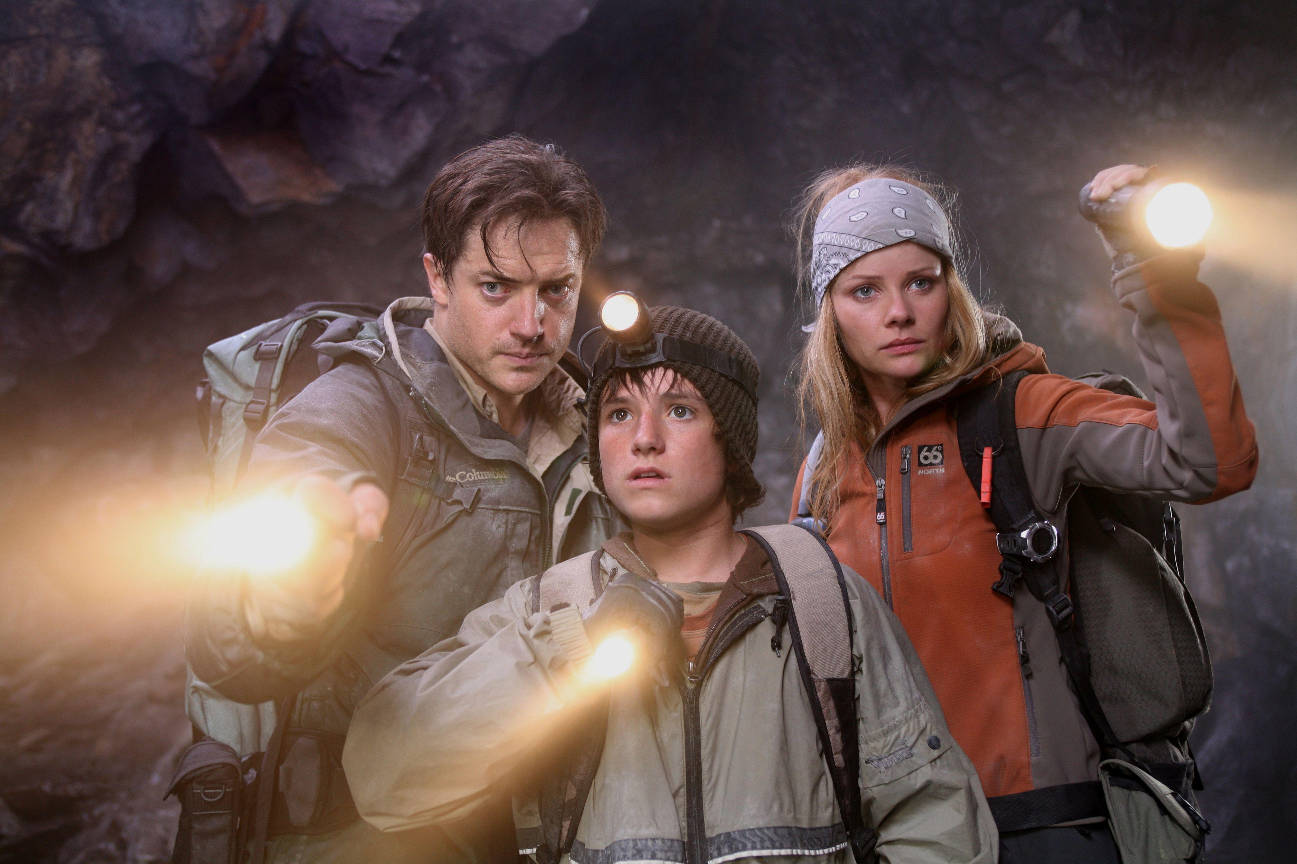 Cesta do stredu Zeme (2008)