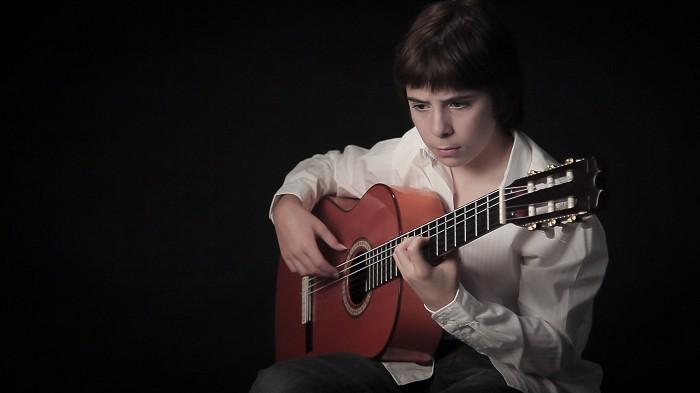 Děti flamenka