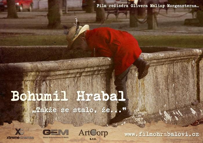 "Bohumil Hrabal ""Takže se stalo, že..."""
