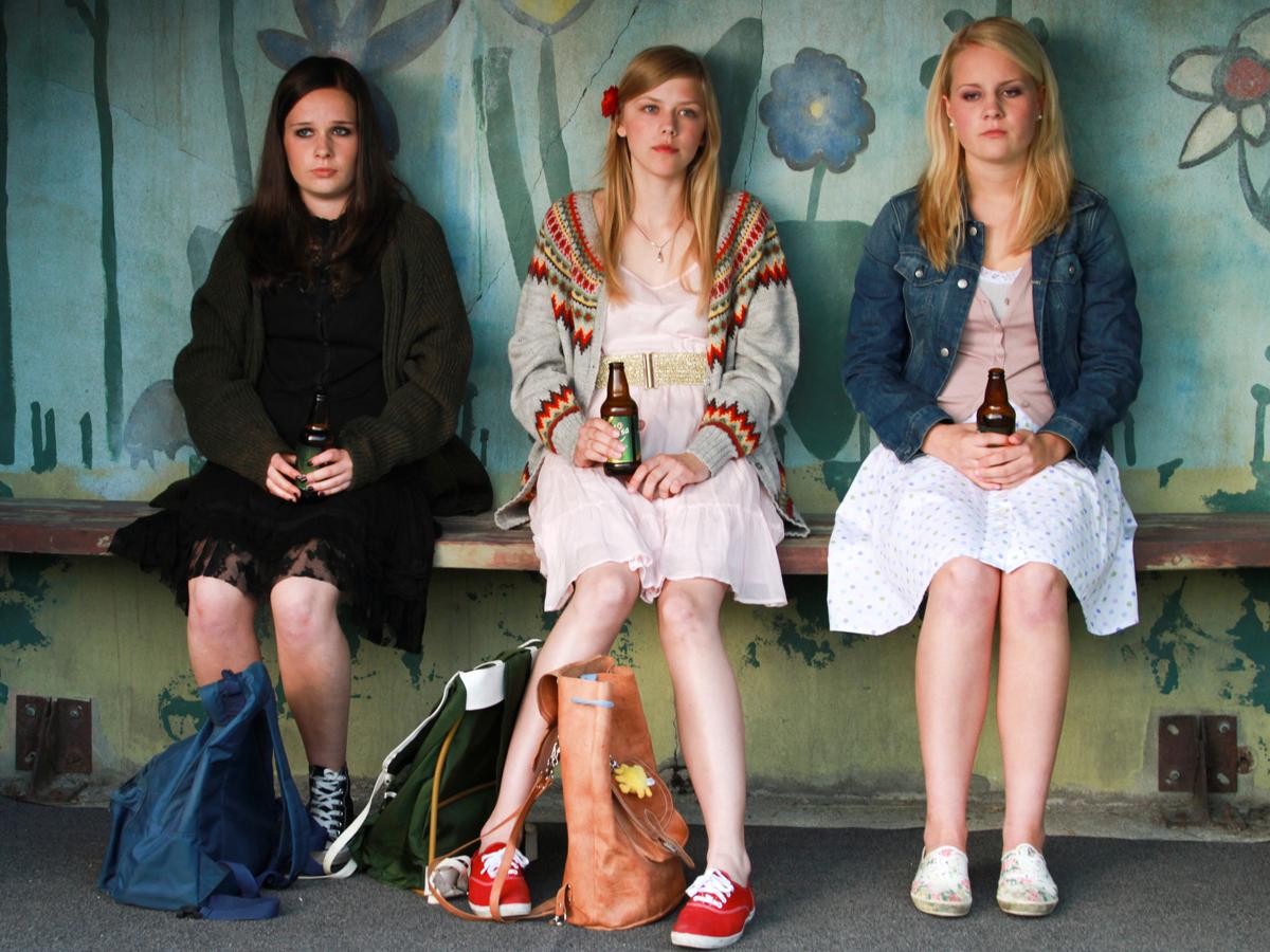 Nadržané Teen galérie