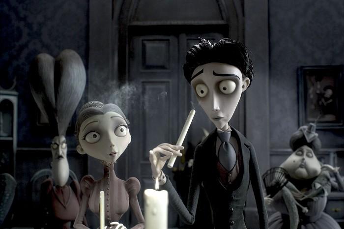 Mŕtva nevesta Tima Burtona (2005)
