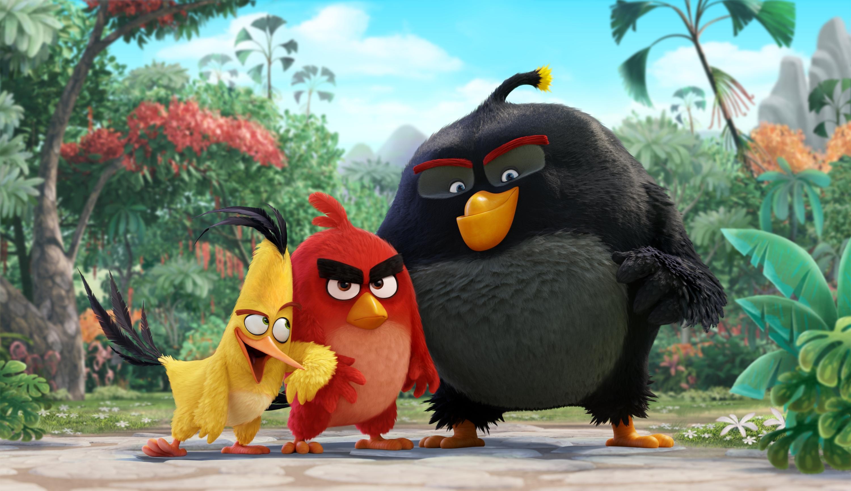 Výsledek obrázku pro angry birds ve filmu online