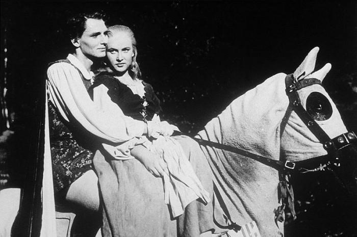 Pyšná princezná (1952)