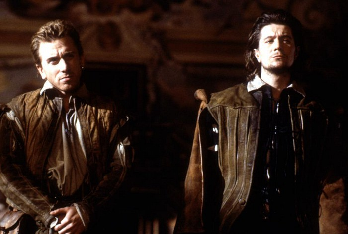 Rosencrantz a Guildenstern sú mŕtvi