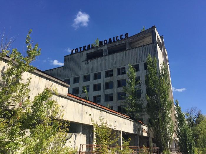 Tajemný Černobyl