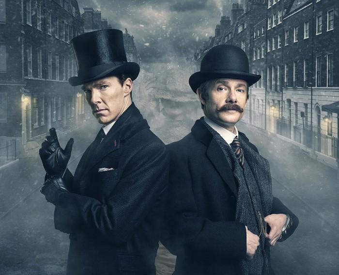 Sherlock: Ohavná nevesta (2016)