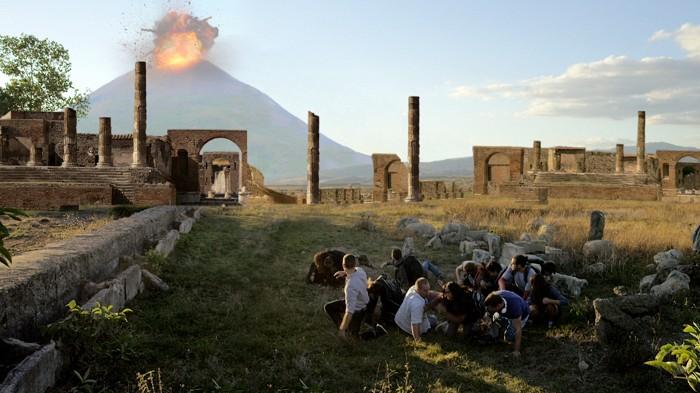 Zkáza Pompejí (2014)