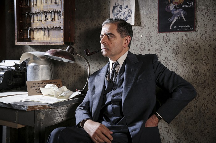 Maigret kladie pascu (2016)