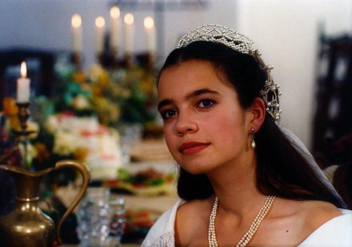 O perlové panně