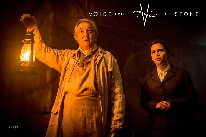 Hlas z kamene (2017)