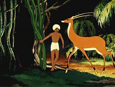 Картинки антилопы из мультика