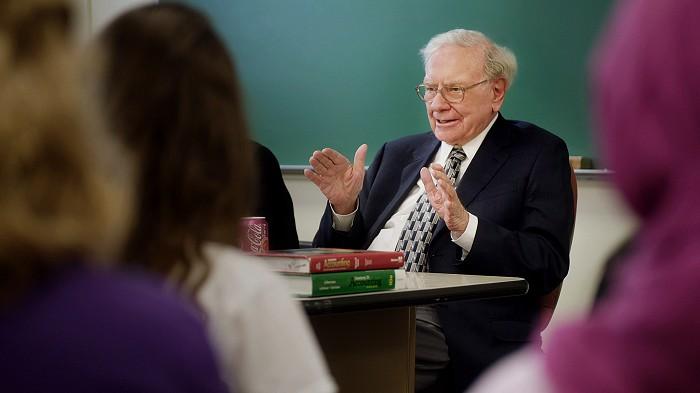 Život Warrena Buffetta (2017)