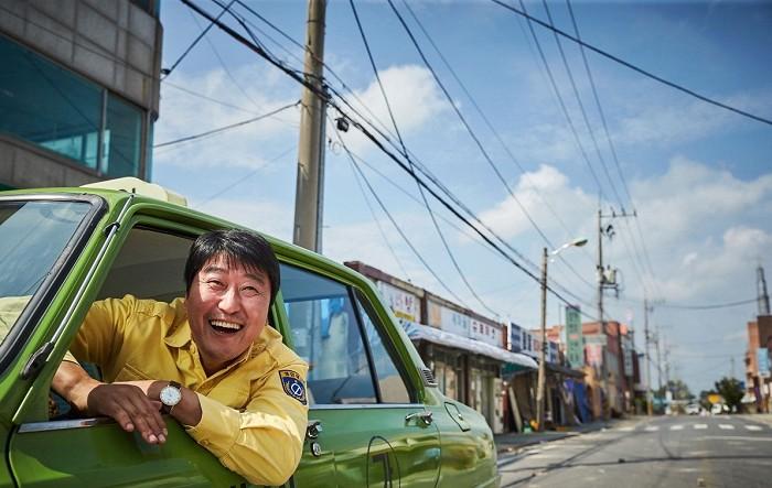 Taxikář ze Soulu (2017)