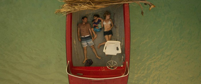 Stratení v Karibiku (2017)