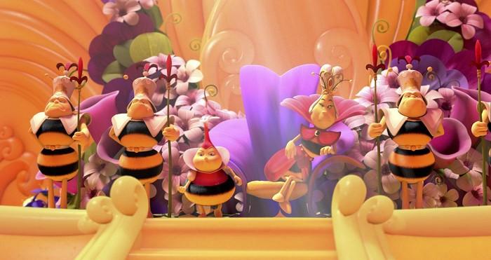 Včelka Mája: Medové hry