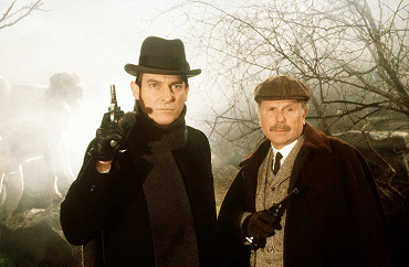 the hound of the baskervilles film 1988
