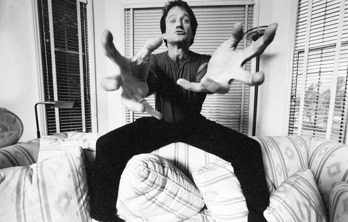 Robin Williams: Mysl na dlani (2018)