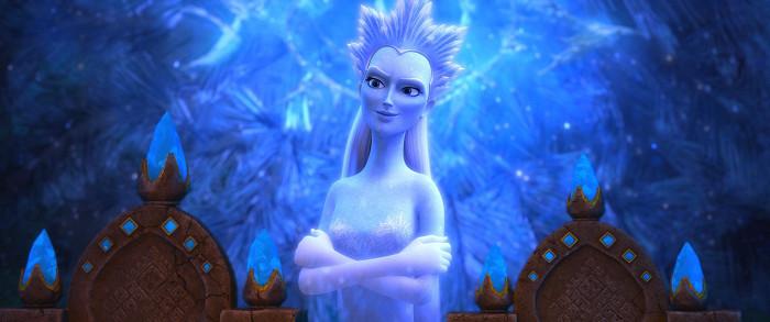 Sněhová královna: V zemi zrcadel