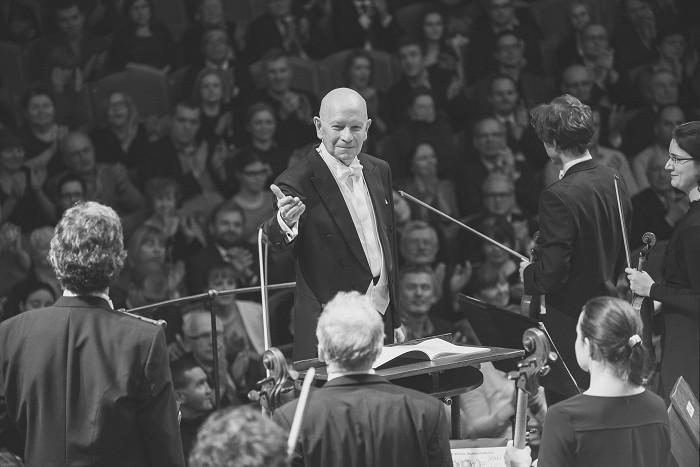 """Jiří Bělohlávek: """"Když já tak rád diriguju..."""""""
