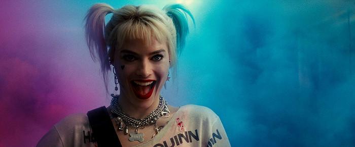 Vtáky noci a fantastický prerod jednej Harley Quinn (2020)