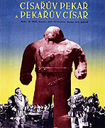 Poster undefined          CísaÅův pekaÅ - PekaÅův císaÅ