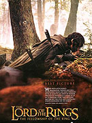 Poster k filmu        Pán prstenů: Společenstvo Prstenu