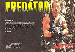 Predátor.