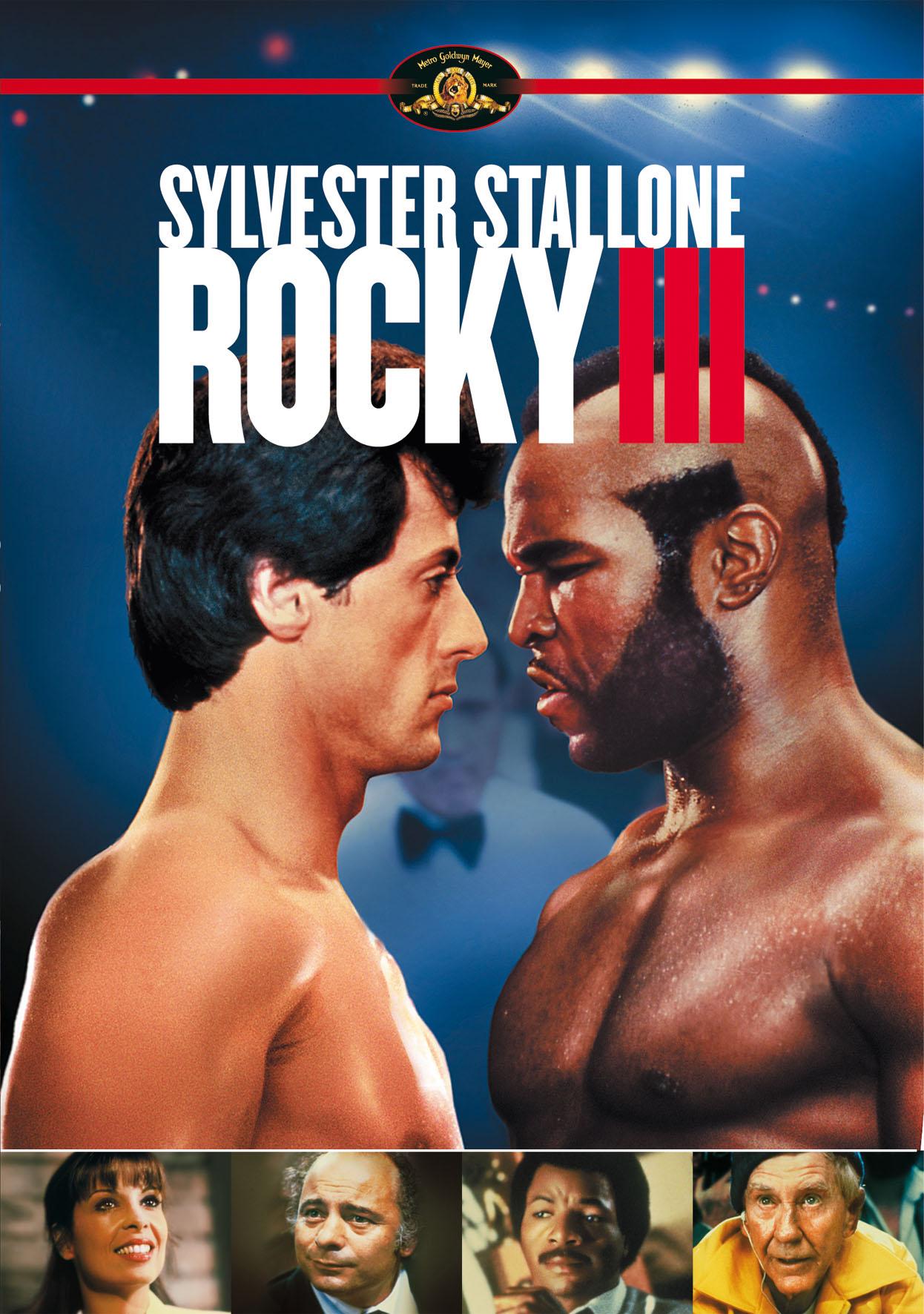 Rocky 3 HD (1982)