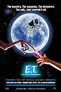 Poster k filmu       E.T. - Mimozemšťan