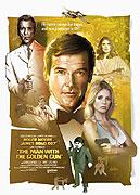 Poster undefined          Muž se zlatou zbraní