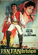 Poster k filmu Fanfán Tulipán