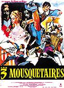 Tři mušketýři: Královniny přívěsky _ Trois mousquetaires: Les ferrets de la reine, Les (1961)