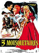 Tři mušketýři: Pomsta Milady de Winter _  Trois mousquetaires: La vengeance de Milady, Les (1961)