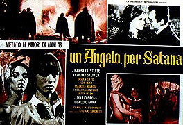 Un angelo per Satana (1966)   ČSFD.cz