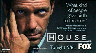 Poster undefined          Dr. House (TV seriál)