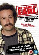 Poster undefined          Jmenuju se Earl (TV seriál)