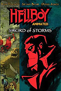 Hellboy Animated Sword of Storms