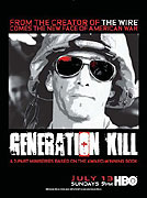 Poster undefined          Generation Kill (TV seriál)