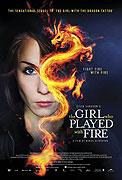 Poster undefined          Dívka, která si hrála s ohněm