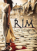 Poster k filmu        Řím (TV seriál)