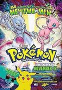 Poster undefined         Pokémon. Prvý film - Najmocnejší pokémon