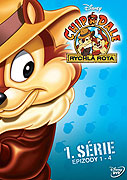 Rychlá rota _ Chip 'n Dale Rescue Rangers (1989)